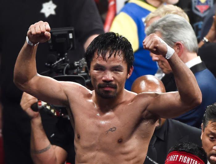 Manny Pacquiao, Boxe