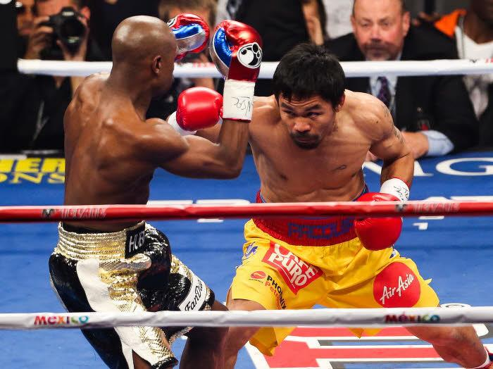 Floyd Mayweather et Manny Pacquiao, Boxe