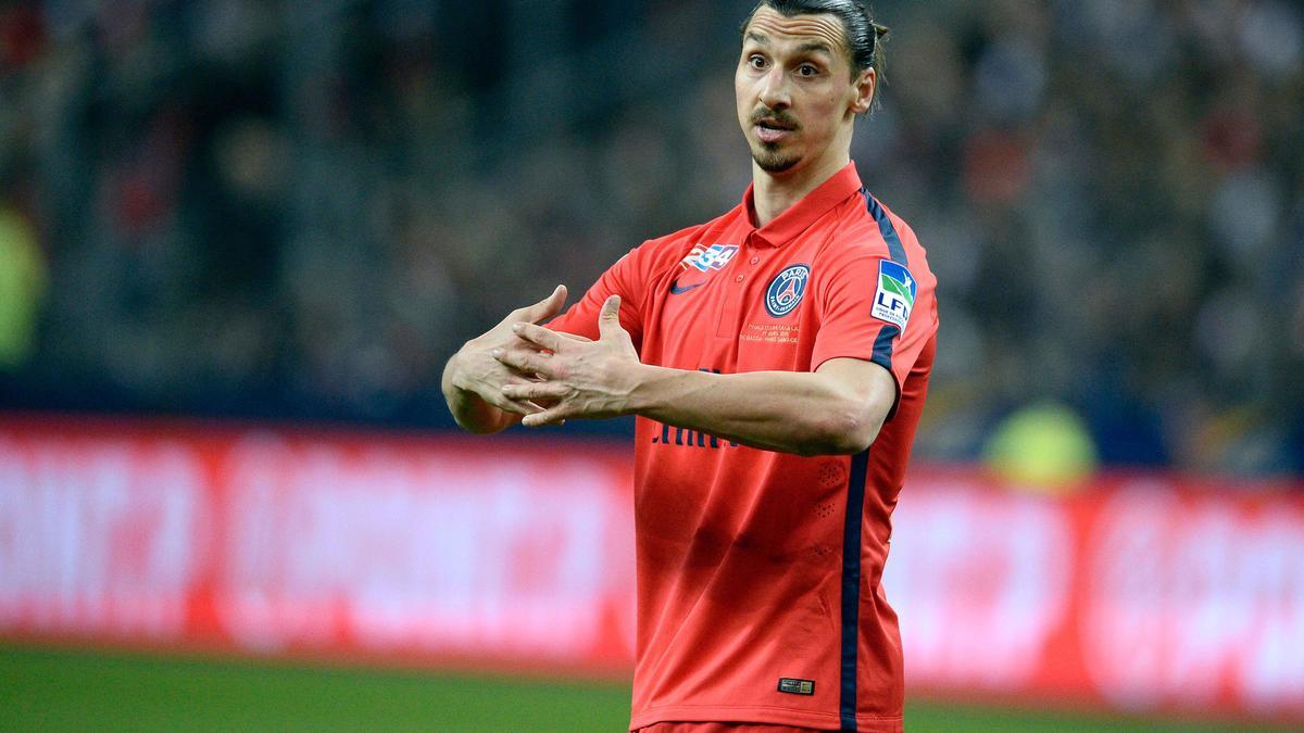 PSG : J'ai envie de jouer, pas de frotter les crampons de Zlatan