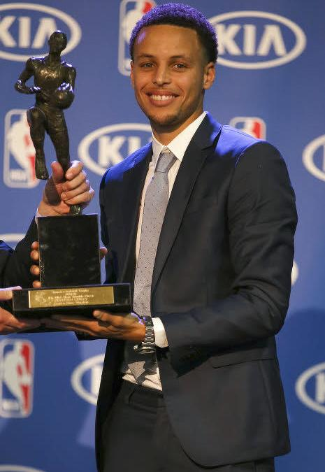 Stephen Curry, Golden State Warriors