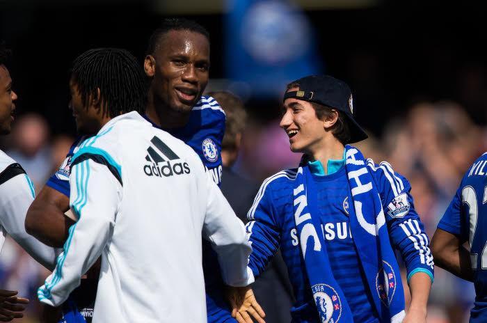 José Mario Mourinho, Didier Drogba, Chelsea