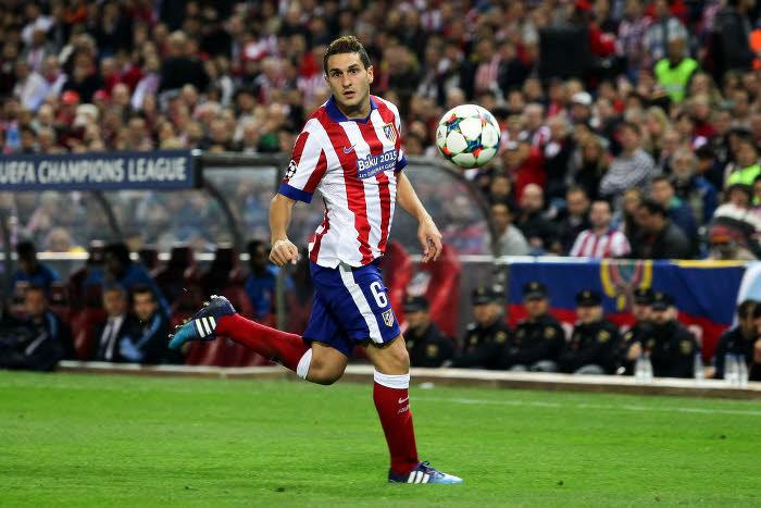 Koke, Atletico Madrid