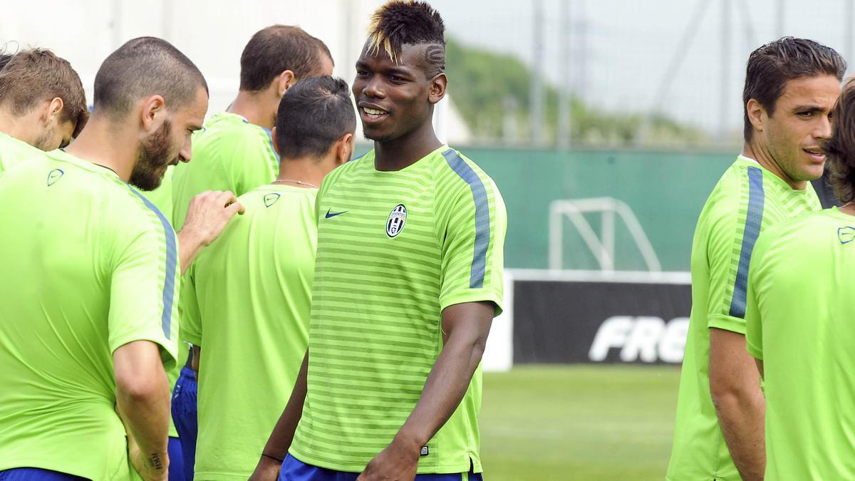 Ce Brésilien qui conseille à Pogba de ne pas signer à Paris
