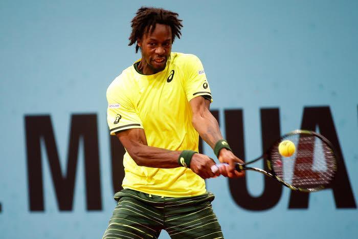 Tennis - Roland-Garros : L'inqui�tude de Ga�l Monfils avant Roland-Garros !