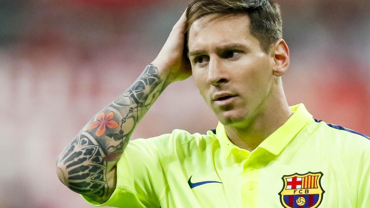 Barcelone : Le président du Barça annonce la couleur pour l'avenir de Lionel Messi