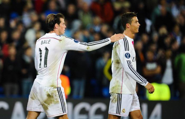 Comment Bale pourrait accélérer le départ de Cristiano Ronaldo du Real Madrid
