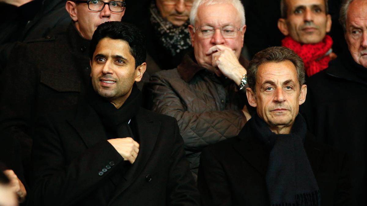 Mercato - PSG : Nicolas Sarkozy aurait influencé Al-Khelaïfi pour Laurent Blanc !