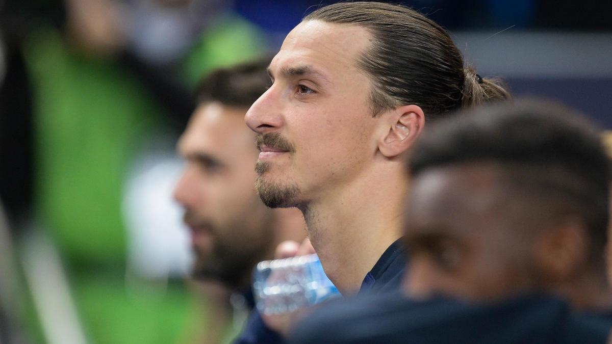 Quand Kevin Trapp se fait chambrer par Zlatan Ibrahimovic