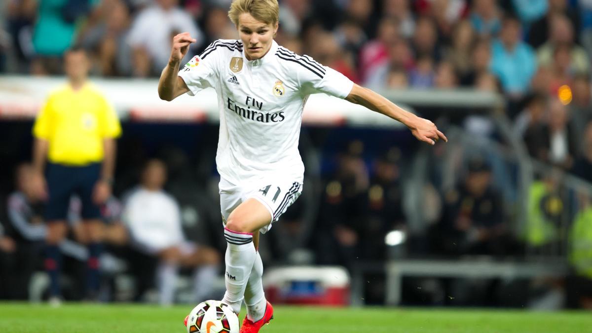 Real Madrid : Benitez aurait pris une décision radicale pour Ødegaard et ses pépites