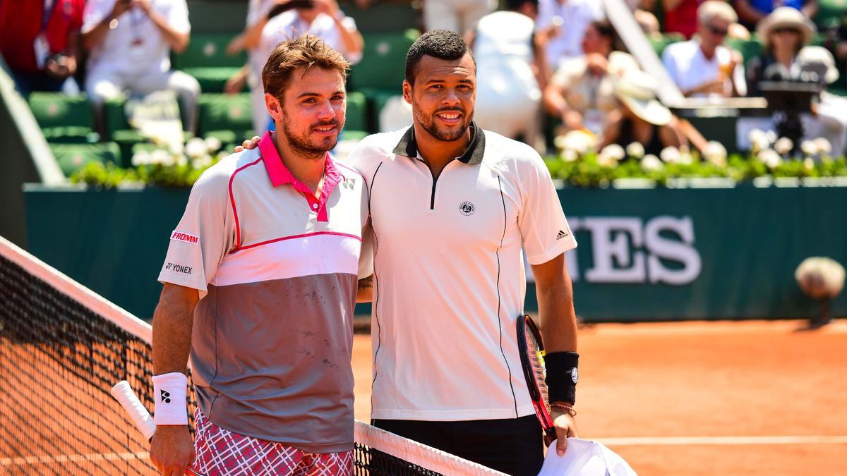Tennis : Ce joueur fran�ais qui fracasse le public de Roland-Garros !