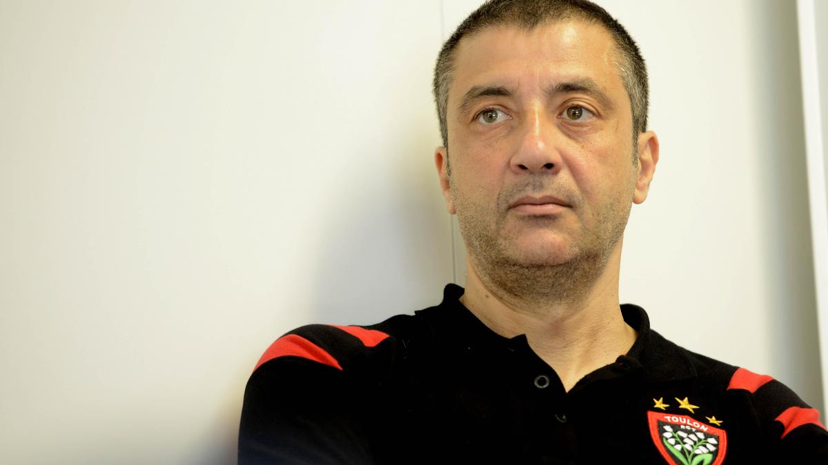 Rugby - Top 14 - Boudjellal : «On cherchait un papa et on en a trouvé un»