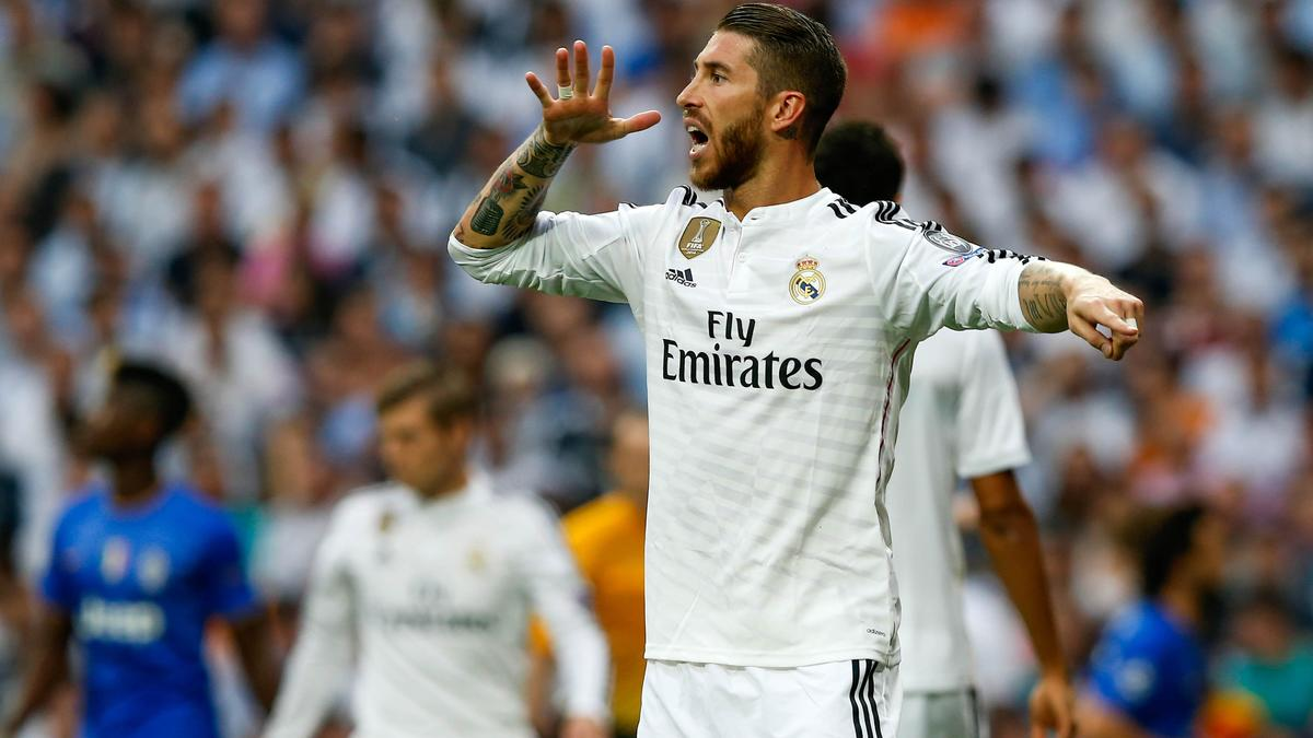Mercato - Real Madrid : Quand Sergio Ramos énerve Manchester United...