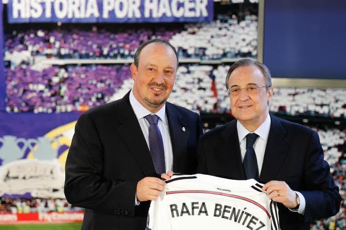 Real Madrid : Les dirigeants madrilènes auraient demandé à Benitez de maigrir