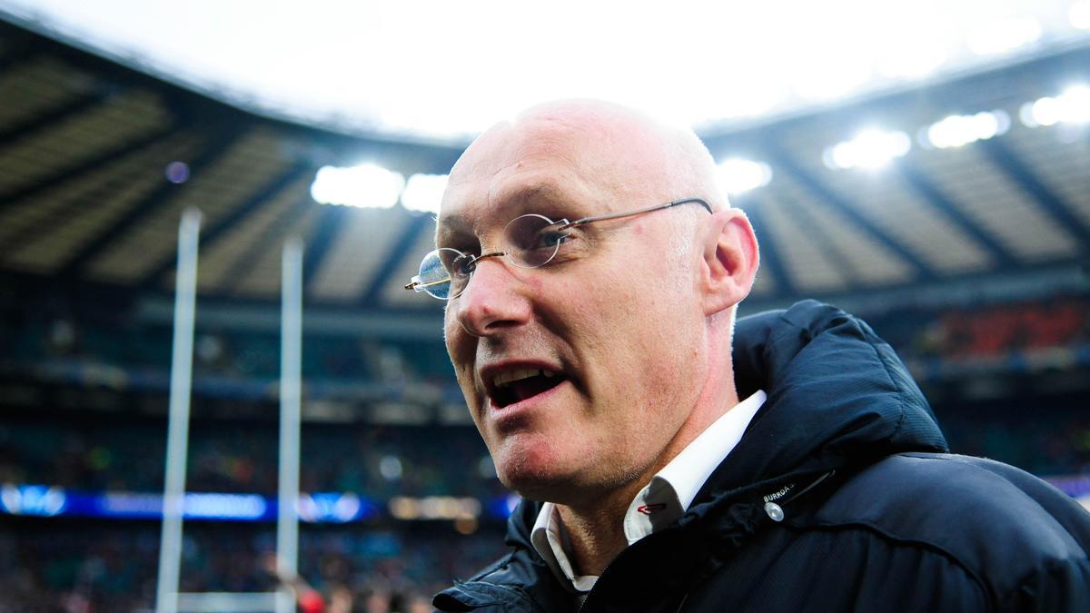 Rugby - Coupe du monde : Quand Bernard Laporte s'entraîne avec Christian Jeanpierre !