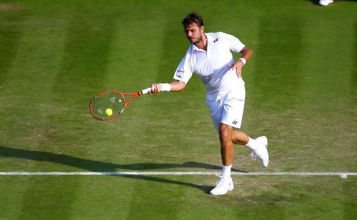 Tennis : Wawrinka annonce la couleur avant son match contre Gasquet � Wimbledon !