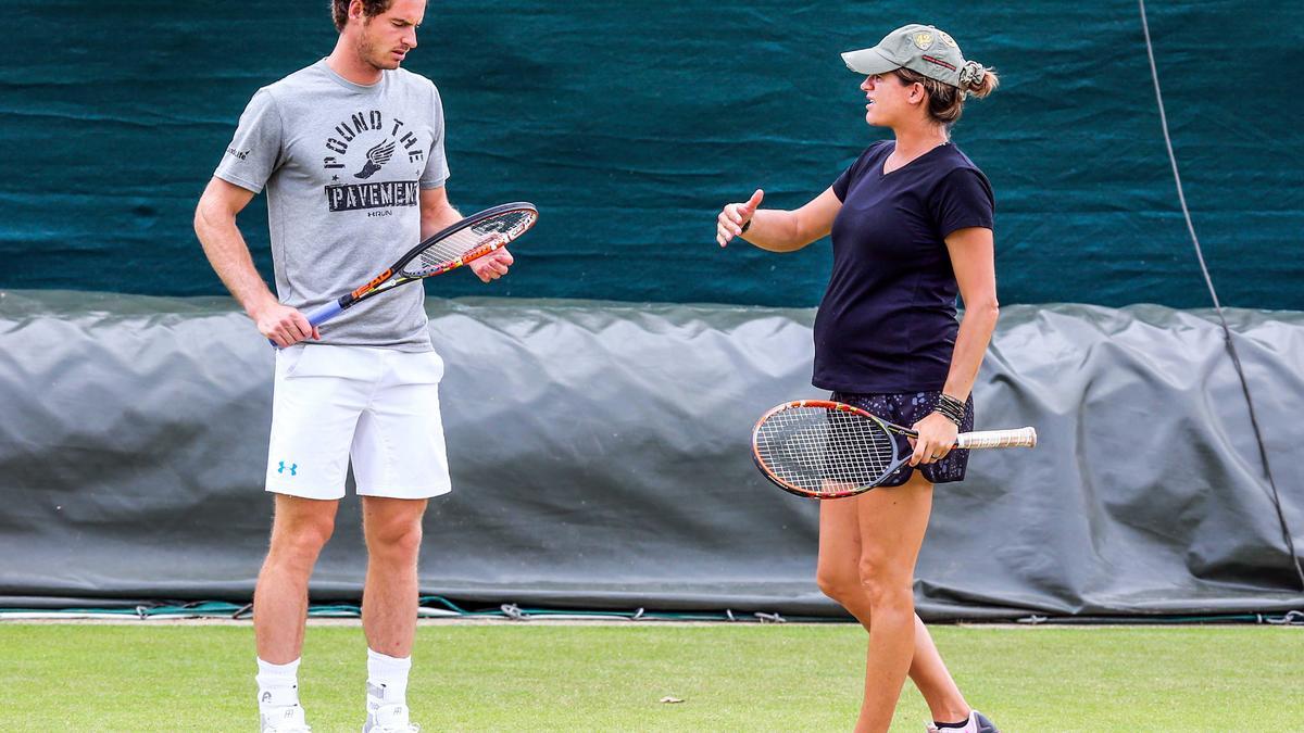 Tennis : Am�lie Mauresmo r�pond aux pr�jug�s sur sa collaboration avec Andy Murray !