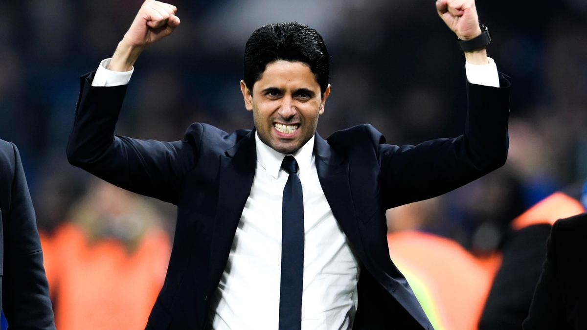 PSG : Cette star d�j� abandonn�e par Nasser Al-Khela�fi