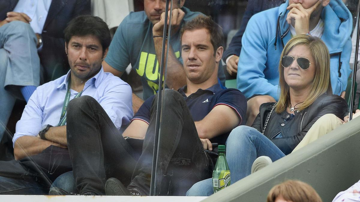 Tennis - Grosjean : �Gasquet contre Djokovic ? Impossible n'est pas fran�ais !�