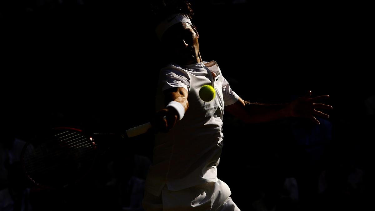 Tennis - Wimbledon : �Roger Federer ? Une carri�re � la Charles Aznavour !�