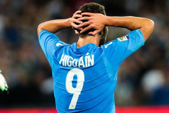 Mercato - PSG : Cette grosse mise au point sur l'avenir de Gonzalo Higuain !