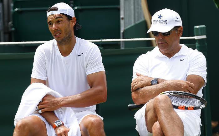 Tennis : L'aveu de l'entra�neur de Rafael Nadal apr�s l'accrochage avec Fabio Fognini !
