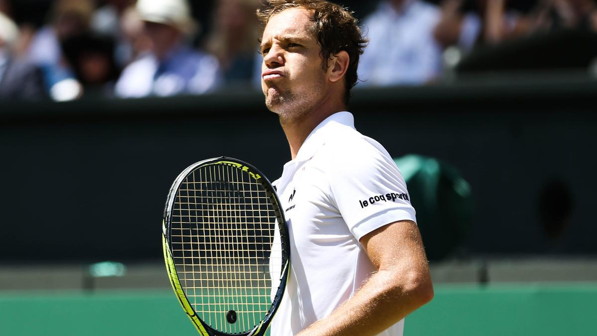 Tennis - Coupe Davis : Le constat de Gasquet apr�s la d�faite de la France !