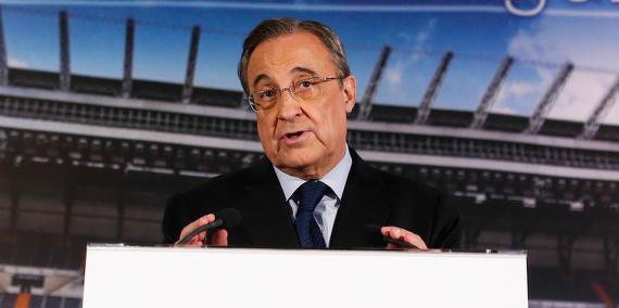 Mercato - Real Madrid : Florentino Pérez… Le grand danger !