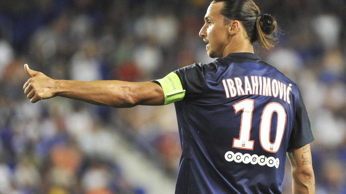Mercato - PSG : Le Milan AC ne lâche pas Zlatan Ibrahimovic !
