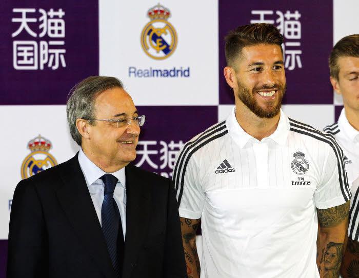 Mercato - Real Madrid : Florentino Pérez, Sergio Ramos… La précision de Rafa Benitez !