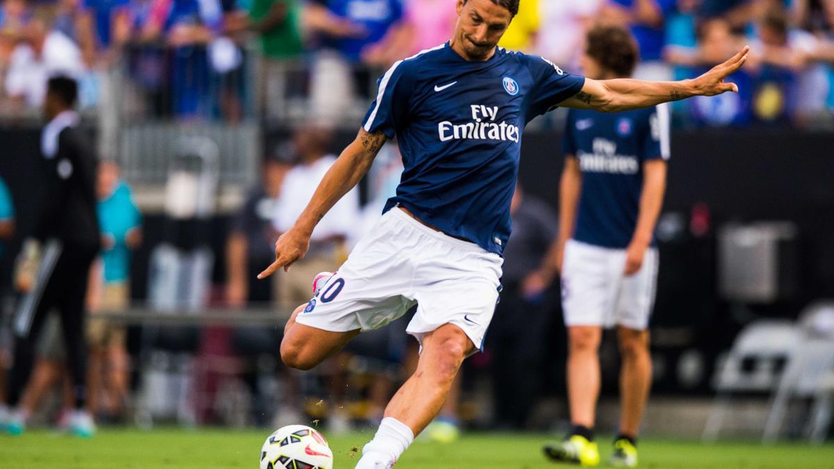 PSG : Cet agent qui évoque le possible départ de Zlatan Ibrahimovic