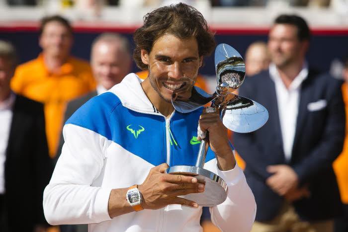 Tennis : Ce que Rafael Nadal a touch� sans m�me avoir � jouer...