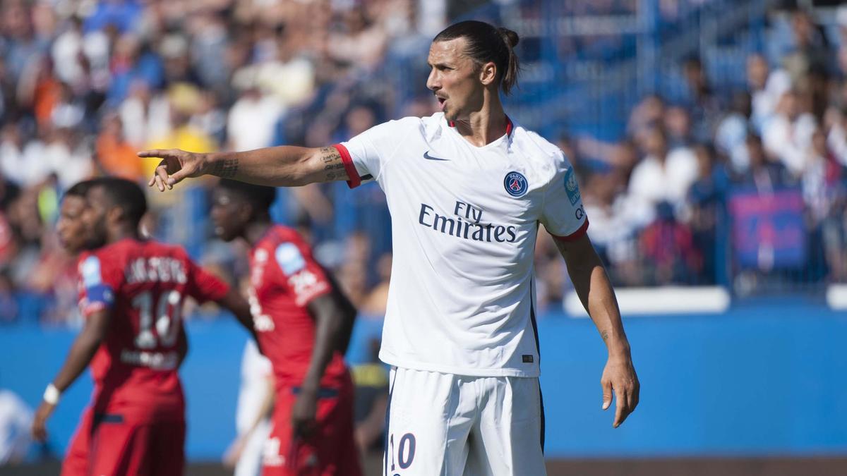 Un improbable plan du PSG pour conserver Zlatan Ibrahimovic… trois ans