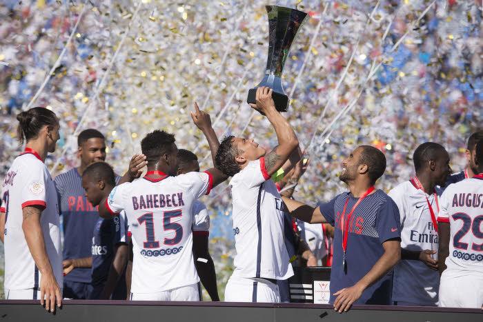 PSG/OM : Quand le PSG se réjouit d'être «le club le plus titré du football français» !