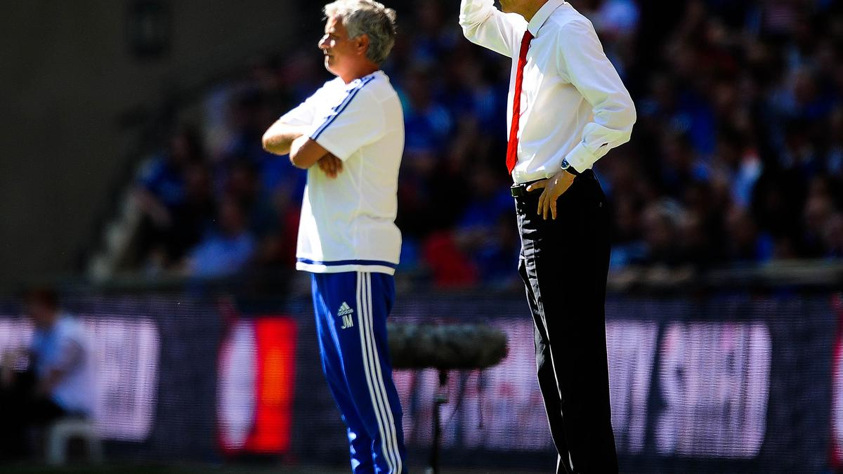 Chelsea : Les dernières confidences de José Mourinho sur le vent d'Arsène Wenger