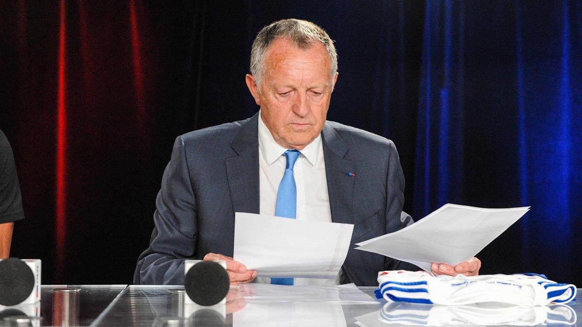 OL : Le coup de gueule d'Aulas sur une ancienne cible du PSG