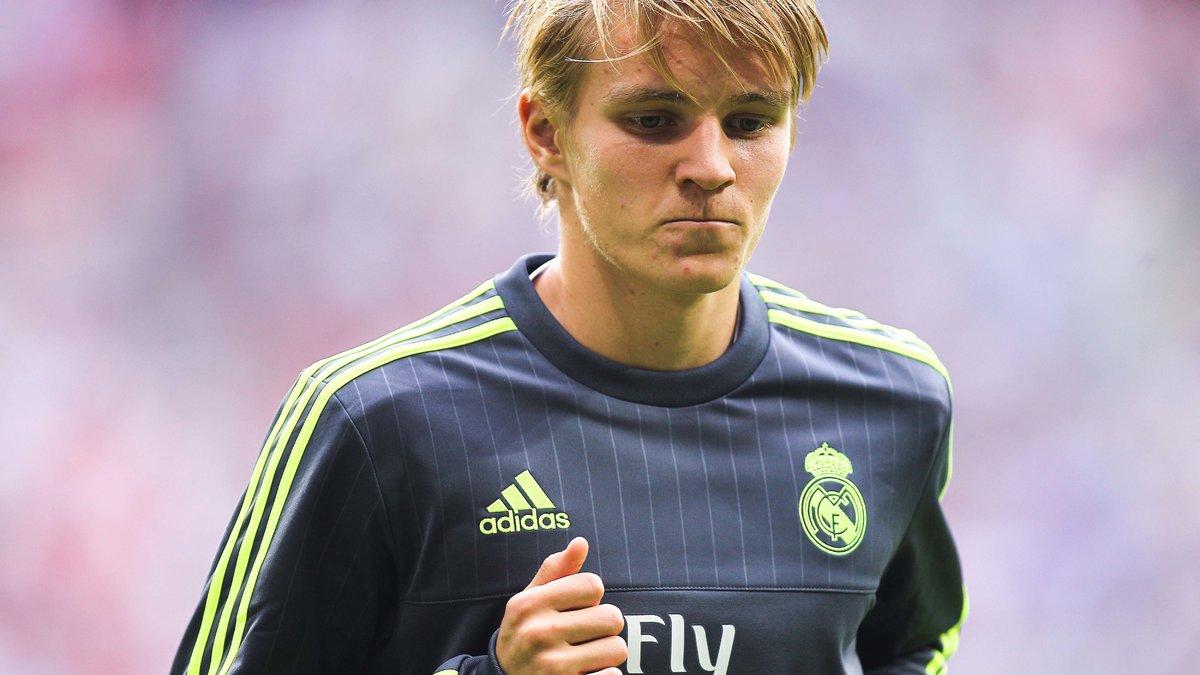 Real Madrid : La tendance se confirme pour l'avenir de Martin Odegaard