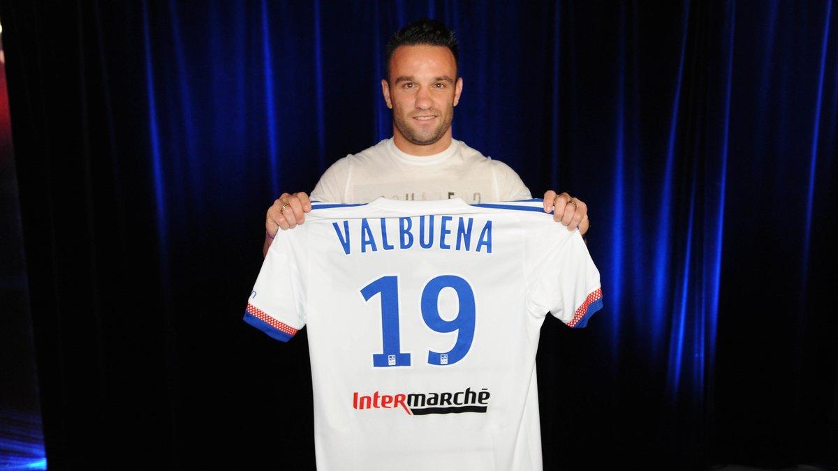 Mathieu Valbuena envoie un message aux supporters de l'OM