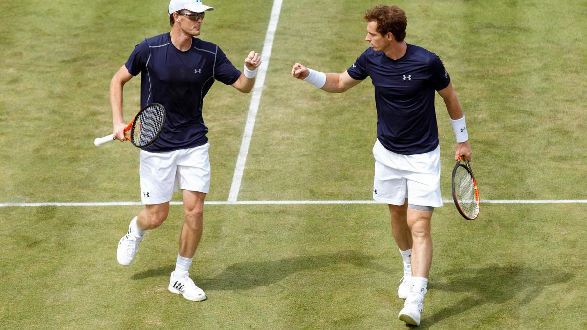 La réaction d'Andy Murray après sa défaite… contre son frère