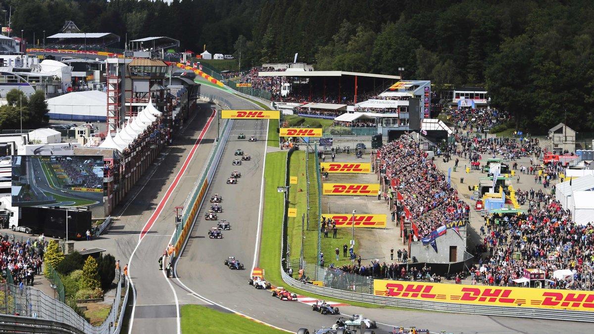 Formule 1 : Quand un des patrons de Romain Grosjean compare Spa Francorchamps �? Wimbledon !