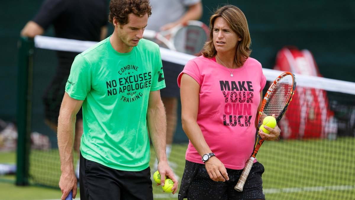Tennis : L'avenir d'Andy Murray avec Am�lie Mauresmo remis en cause ?