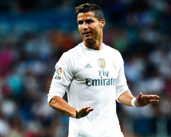 Insolite : L'étonnante grimace de Cristiano Ronaldo en pleine interview