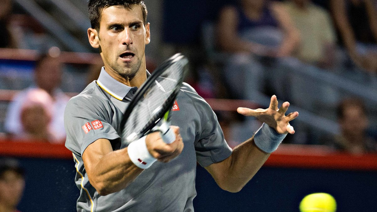 Les confidences de Novak Djokovic avant l'US Open