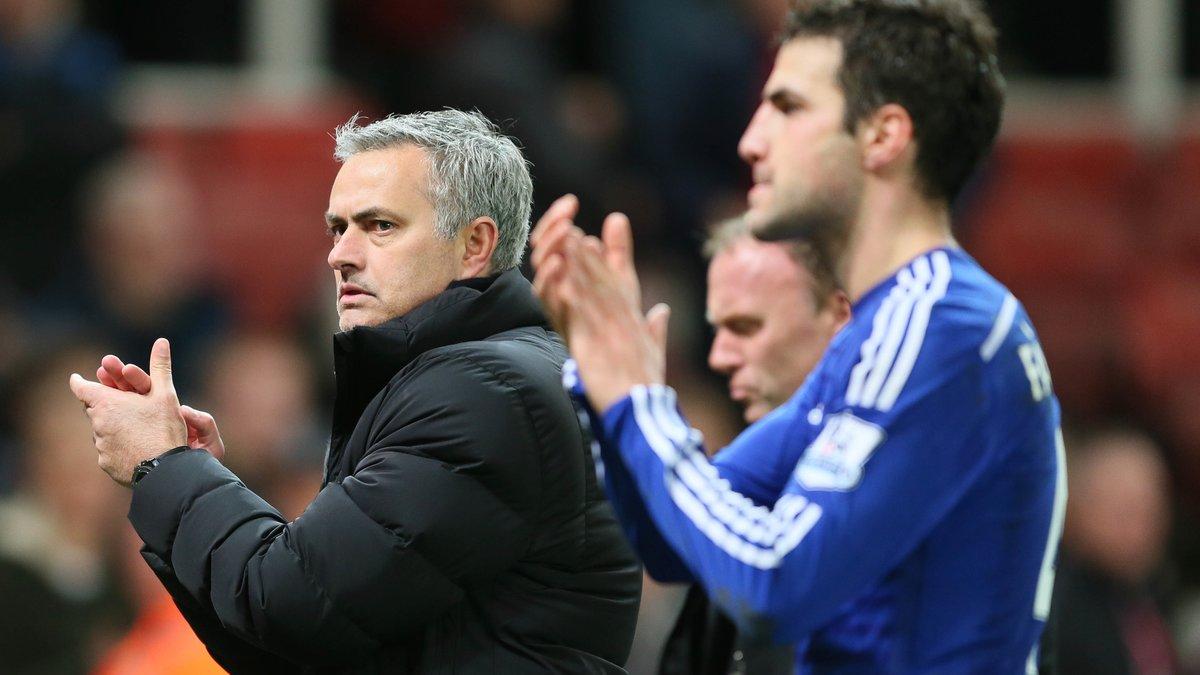 Barcelone : Mourinho, Fabregas et sa compagne… Comment Chelsea a convaincu Pedro