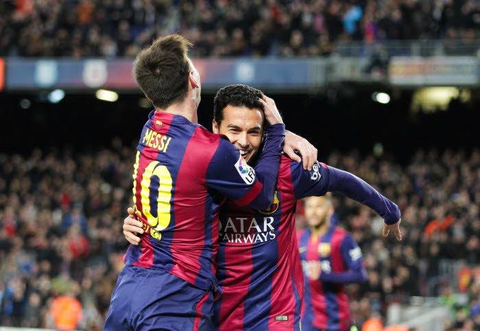 Barcelone : Le message de Messi après le départ de Pedro