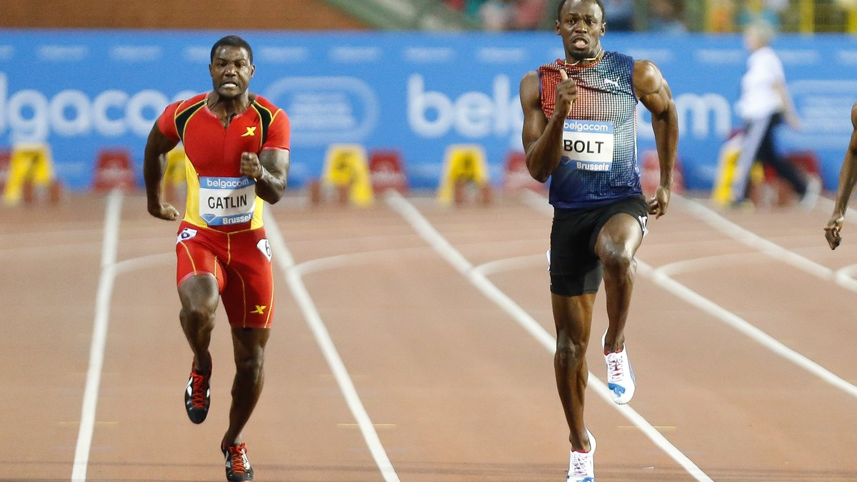 Athlétisme : Malgré sa démonstration, Gatlin se méfie de Bolt
