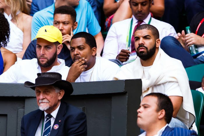 Tennis : Les tablo�ds s'enflamment pour Serena Williams et Drake !