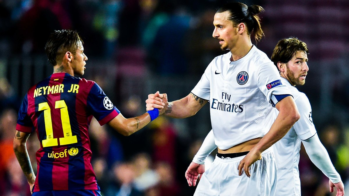 PSG : Ibrahimovic sort du silence sur le transfert de Neymar