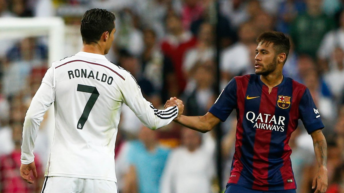 Insolite : Neymar, Instagram... Cristiano Ronaldo domine les réseaux sociaux