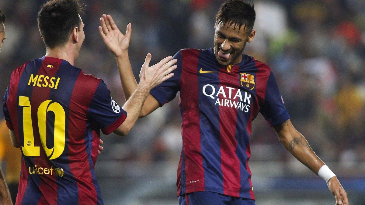 Mercato - Barcelone/PSG : «En restant dans l'ombre de Messi, Neymar  pourrait avoir envie de partir»