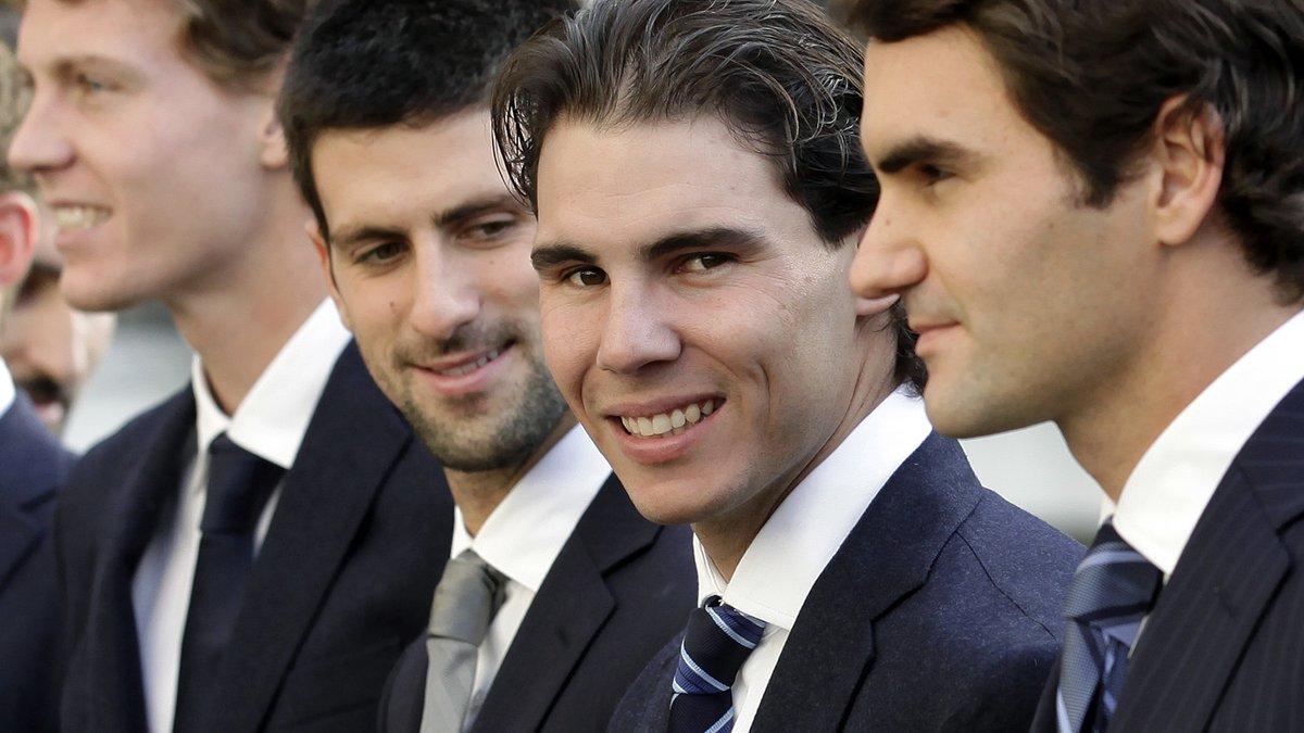 Tennis : Novak Djokovic, Roger Federer? Les derni�res v�rit�s de Rafael Nadal !